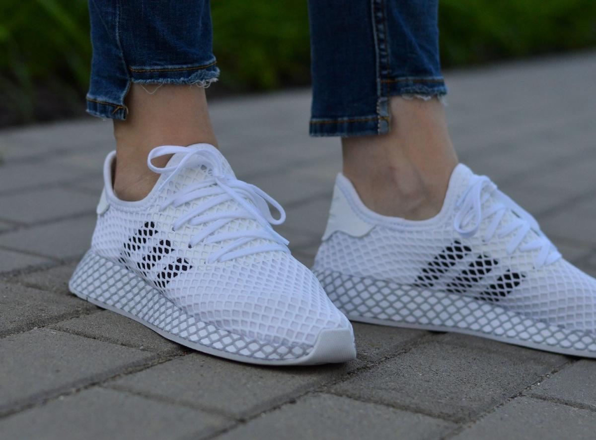 Adidas Deerupt Runner J F34295 JuniorWomen's Sneakers